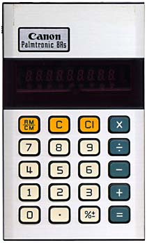 Canon Palmtronic 8Rs picture