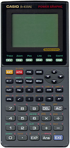 Casio fx-8700G picture