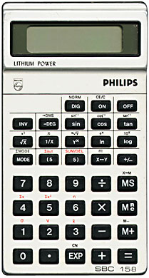 Philips SBC 158 picture
